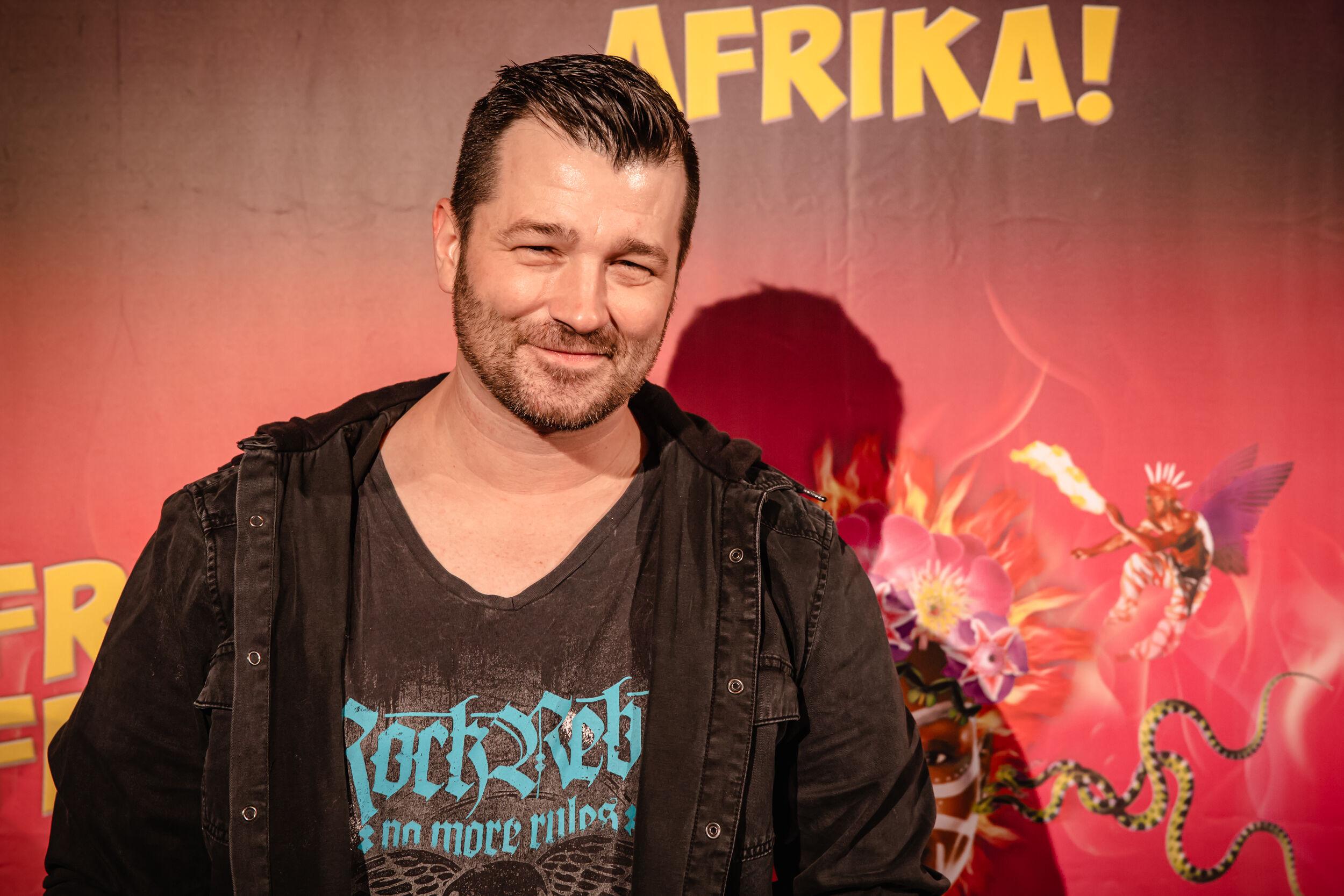 AFRIKA! AFRIKA! - CAPITOL THEATER DÜSSELDORF   03.2019 by Dita Vollmond