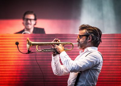 Parov Stelar by Dita Vollmond
