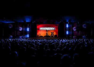 Wahnsinn - Das Musical mit den Songs von Wolfgang Petry - THEATER AM MARIENTOR   DUISBURG  12.2018