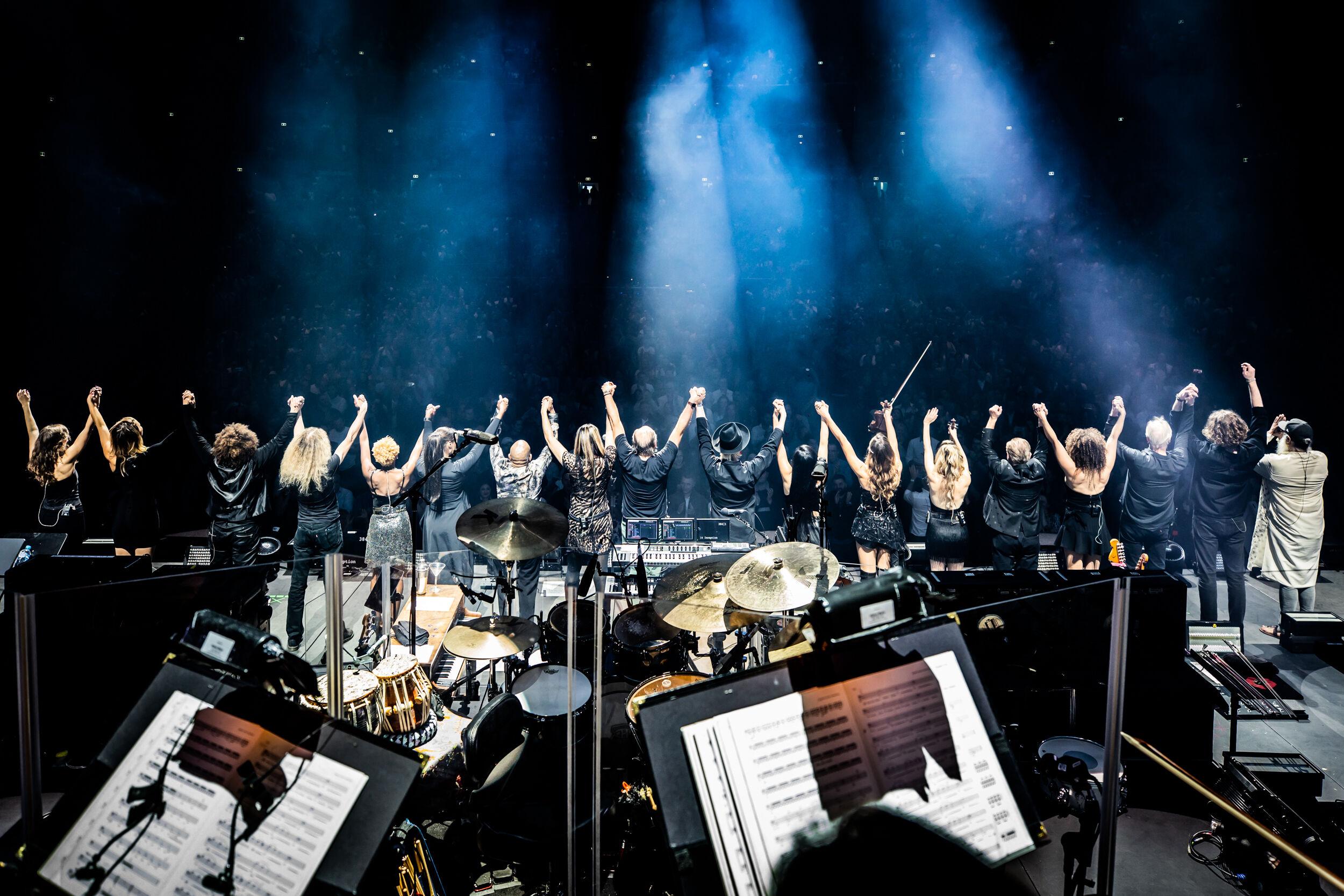 Hans Zimmer live Australien 10.2019 by Dita Vollmond