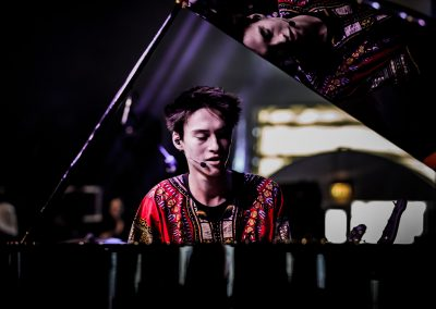 Jacob Collier - 11.04.2018 - Musikmesse Frankfurt - Germany