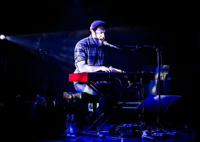 James Vincent McMorrow - 28-02-2018 - E-Werk Erlangen - Copyright Vollmond Konzertfotografie