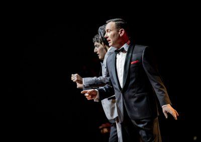 Frank Sinatra - Thats Life - 06-01-2020 - TaPP - Berlin Vollmond Konzertfotografie