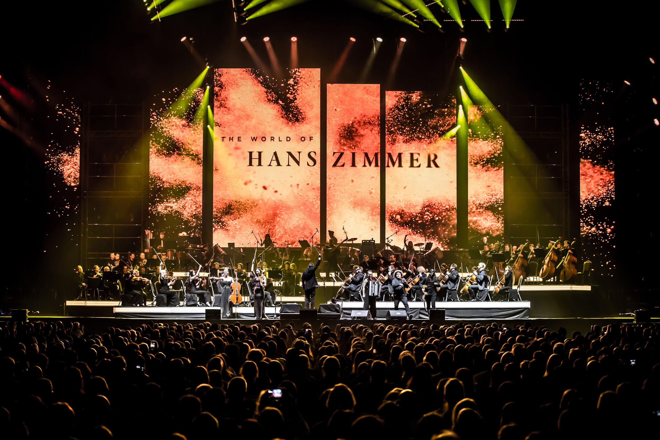 World of Hans Zimmer - München   Mannheim   Rotterdam 11.2018